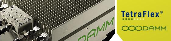 DAMM TetraFlex (инфраструктура, запасные части, программное обеспечение). Обучение, гарантийный и послегарантийный ремонт.